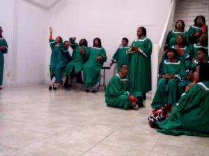 LeFlore High School Choir