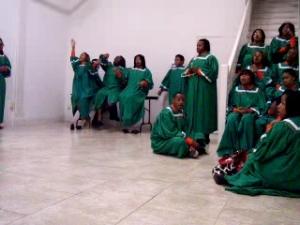 LeFlore High School Choir